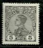 Portugal 1910 D. Manuel II King MH - History