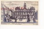 """GUIGNOL  -  LE CONSCRIT DE 1813 / LYON - Hôtel De Ville - """"Fais Comme Moi, PROSPER..."""" - Spectacle"""