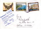 ITALIA 2009 BULGARI Isola Del GIGLIO CAPO VATICANO COSTA Degli DEI Used DESTINATARIO SCONOSCIUTO Italie Italy Italien - 6. 1946-.. Republic