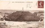 PONTARLIER LE CHATEAU D'EAU (PERSONNAGES) REF 25416 - Châteaux D'eau & éoliennes