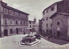 Chianciano Terme(Siena)-Piazza Matteotti-1958