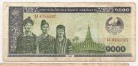 Laos - Banconota Circolata Da 1000 Kip - 1996 - Laos