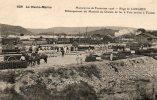 Siége De Langres Débarquement Du Matériel à FOULAIN - Francia