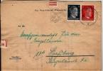 WW2-50 - Ludwigshafen - Oblitération Mécanique - Thème: Armes, Blés - Elsass-Lothringen