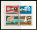HUNGARY-1970.Souv.Sheet - Apollo 13 MNH! - Space
