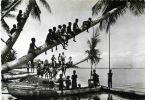 DAHOMEY - Cpsm - Abomey - Calavi - Jeux D'Enfant - Dahomey