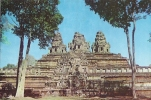 Cambodge - Temple Of Takeo Siemreap - Cambodge
