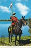 Royal Canadian Mounted Police - Cartes Modernes