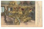 Versailles   Musée  Des Voitures       Celle Du Sacre De  Charles X - Taxi & Carrozzelle
