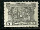 Portugal 1898 4 Cent Descobrim Caminho Mar India Postage Due Stamps  Selos Porteados MH - Post