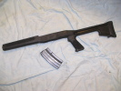 Crosse Pour Mini Ruger - Decorative Weapons