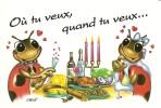 Cpm Coccinelle De Steve - Humour