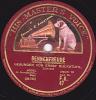 """78 Tours - """"HIS MASTER´S VOICE""""  F.K. 47 - GESUNGEN VON ERNST RUCKSTUHL, ZURICH - 78 Rpm - Gramophone Records"""
