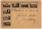 GERMANY Gruss Aus BAYREUTH - Bayreuth