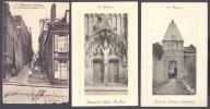 Cinq Cartes Postales De PERONNE -  Voir Scans - Peronne