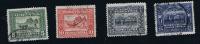 Italy: Eritrea, 1910, S 5,  Michel 39-42 Used, Perfo  13,50 - Eritrea