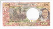 Polynésie Française / Tahiti - 1000 FCFP / P.046 / 2012 / Signatures Barroux-Noyer-Besse - Neuf / Jamais Circulé - Papeete (Polynésie Française 1914-1985)