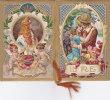 """CALENDARIETTO  1930  """"IL RE""""  PROFUMATO  FRATELLI CELLA  MILANO - 2 --0882-13079-078 - Petit Format : 1901-20"""