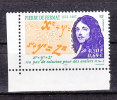 FRANCE / 2001 / Y&T N° 3420 ** : Pierre De Fermat CdF - Gomme D'origine Intacte - France