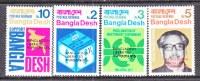 Bangladesh 9, 13-15  * - Bangladesh