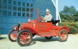 Ford 1915 Ford Fire Chief's Car, Dormand Unused - Passenger Cars