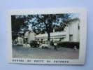 """COTONOU BENIN """"BUREAU DE POSTE DE COTONOU"""" RENAULT 4L CITROEM AMI 6 PEUGEOT 203 CAMIONNETTE - Benin"""