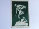 MAROC - Le Porteur D'Eau, Sculpture De Jean TARRIT , Salon De 1913 - Sculture