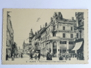 NANCY - Point Central Et Rue ST JEAN, Banque Nationale - Nancy