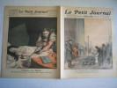 LE PETIT JOURNAL N° 1572 06/02/1921  TOMBE DU SOLDAT INCONNU + DOCTEUR CORBIN A BORDEAUX TRANSFUSE SON SANG A UN MOURANT - Journaux - Quotidiens