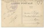 HOPITAL TEMPORAIRE N° 71  LAMBALLE - Marcophilie (Lettres)