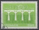 MONACO  N°1419___OBL  VOIR  SCAN - 1984