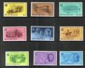 SEYCHELLES 1976 BICENTENAIRE USA  YVERT N°355/63 NEUF MNH** - Us Independence