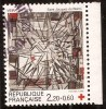 FR 2449A Croix  Rouge Reims 1986   2449 A - Used Stamps