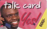 Kenya Talk Prepaid Yes Card, Kencell - Kenya