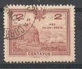 Plebiscito Tacna Y Arica 2c Rotbraun - Peru