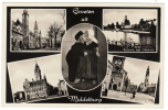 Nederland/Holland, Middelburg, 5-luik, Ca. 1955 - Middelburg
