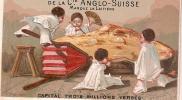 Compagnie Anglo-Suisse/Lait De Vache Concentré/La Laitiére/vers 1875?                IM43 - Liebig