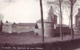 SOMBREFFE = Carte Photo = Vue Extérieure Du Vieux Château (vierge) - Sombreffe