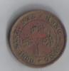 HONG KONG  - 10 CENTS 1960 - Hong Kong