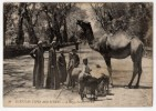 EGYPTIAN TYPES AND SCENES - Famille Arabe - Egypte