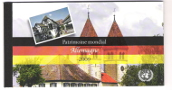 UN Geneva International Patrimonium Day Stamp Booklet Of 2009 Yvert 655/600 - Non Classificati