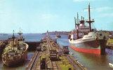 Gatun Locks - Panama