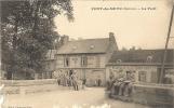 80-PONT DE METZ - Le Pont Soldats ( Att Au Bas Et Cote ) 32 - France
