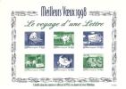 Le Voyage D´une Lettre - Documents De La Poste