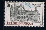 ZOUTLEEUW/L´EAU - COB : 1692 - 1973 O - Belgium