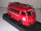 - VEREM - PEUGEOT D4 A Pompier - Echelle  1/43° - Verem