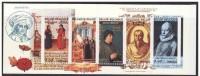 Boekje 59** - Carnet 59 MNH  / OCB Nr 3471/75  Polyfonisten Uit De Renaissance - Booklets 1953-....