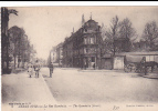20176 Arras 1919, Rue Gambetta, Gambetta Street. Charles Ledieu; Visa Paris 495?  Retaurant Breval Attelage Gendarme - Arras