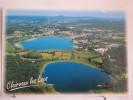 39 - Clairvaux Les Lacs - Les 2 Lacs - Scan Recto-verso - Clairvaux Les Lacs