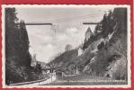 FRIBOURG, PONT DU GOTTERON APRÈS LA CATASTROPHE DU 9 MAI 1919 - FR Fribourg